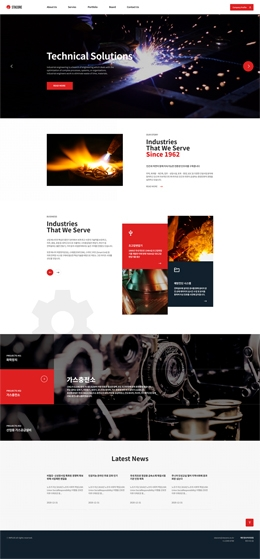 Business-Red-002-10Page